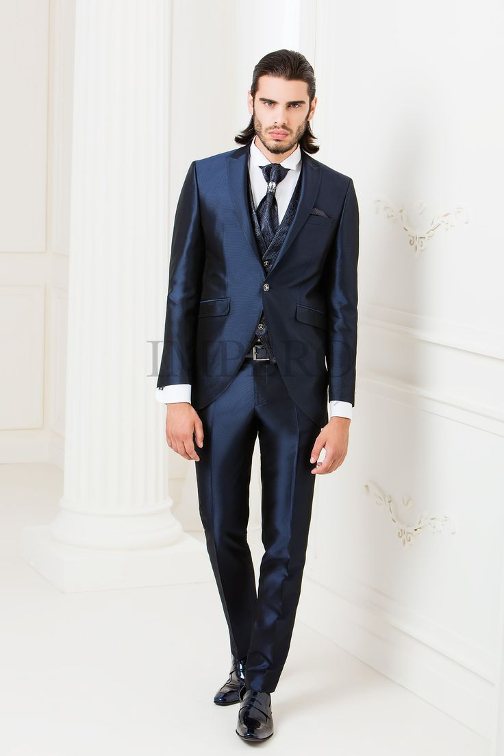 EG 43A-16  #sposo #groom #suit #abito #wedding #matrimonio #nozze #blu #blue