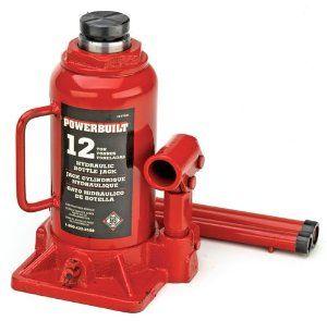 Best Heavy Duty Bottle Jack For Car Repair