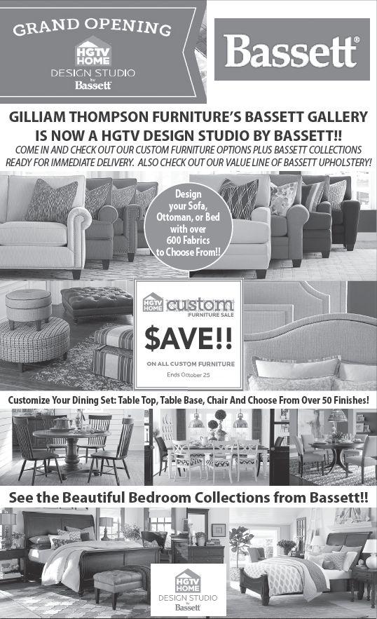 GRAND OPENING Of Our HGTV HOME Design Studio By Bassett!   Http://