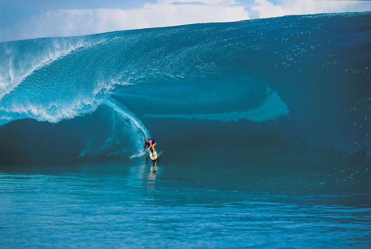 Tehaupo'o – Tahití Foto petebowes.com