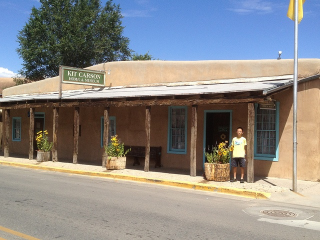 Kit Carson 39 S Home And Museum Taos New Mexico Museums