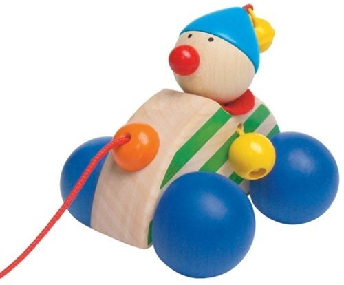Autolino Wooden Pull Toy