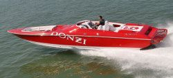 New 2012 Donzi Marine 35 ZR Open High Performance Boat Boat - iboats.com