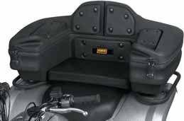 QUADBOSS REAR ATV CARGO BOX