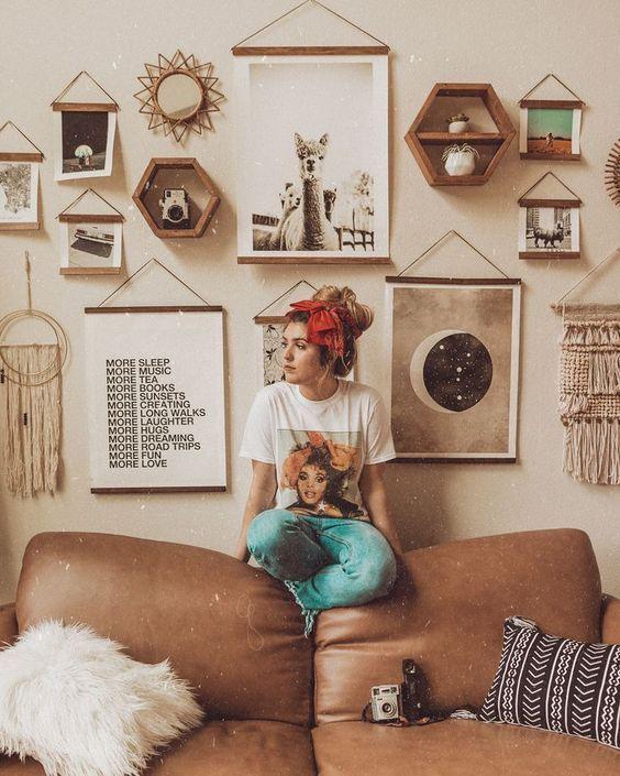 Das Mid Century Modern Dekor (auf einem Etat), das für Ihren Schlafsaal vollkommen ist, #budget #century #decor #modern #perfect,