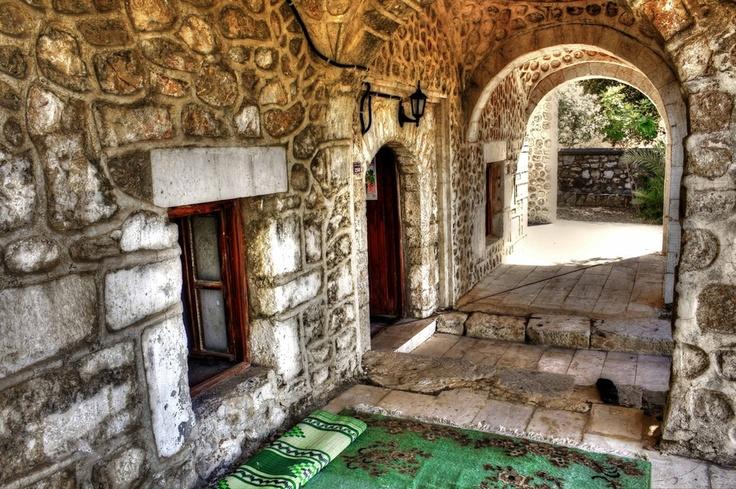 Antique Mosque,Datça