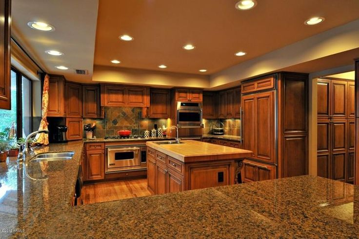 23 Brown Kitchen Designs - Page 5 of 5 - Home Epiphany