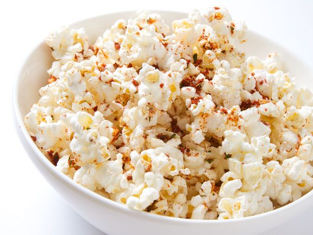 Popcorn will never be the same again! All of these toppings sound amazing!