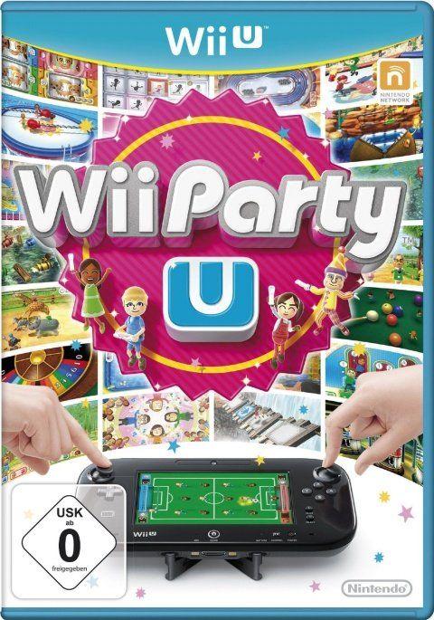 Wii Party U sur Wii U