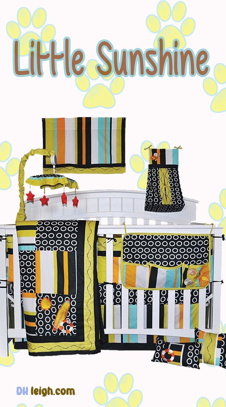 Leigh gender neutral 10pc owl baby crib bedding set grey yellow green - Little Sunshine This Unique Crib Bedding Is 100 Cotton Features A Warm And