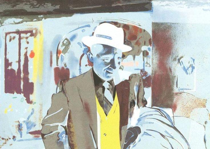 Richard Hamilton: El pionero del pop-art británico - Trianarts
