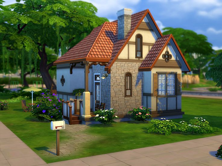 97 best images about les sims 4 les terrains on for Decoration maison sims 4