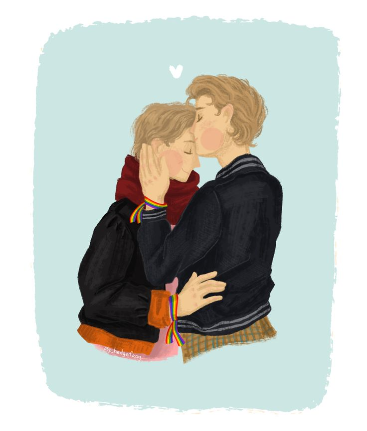 Cute evak fanart