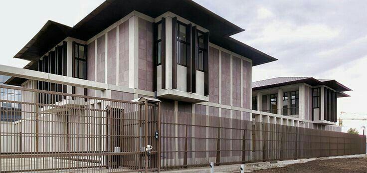 Turkish embassy in Mongolia