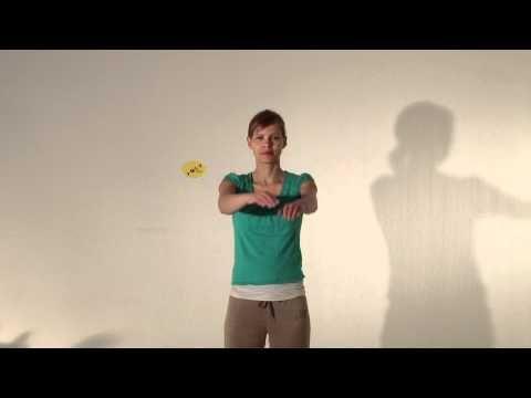 Yoga Schulter Übungen - für starke gesunde Schultern, gegen Schulterschmerzen - YouTube