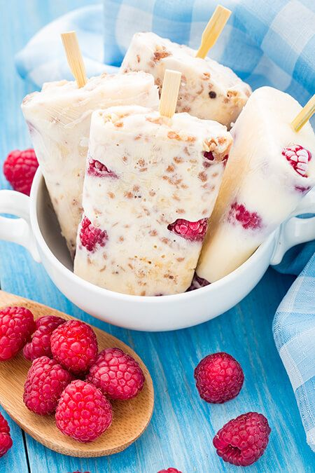 Hoe maak je frozen yoghurt?