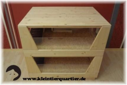 meerschweinchenk fig aus holz in rheinland pfalz rehborn. Black Bedroom Furniture Sets. Home Design Ideas