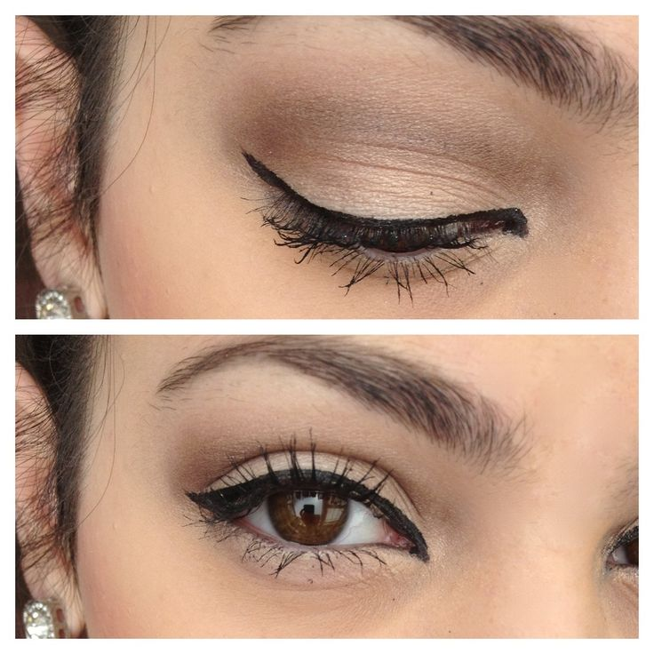 Everyday eye makeup, Everyday eyeliner and Eyes on Pinterest