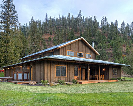Are you looking for inspiration about Barndominium? CLICK here to get more than 100+ pictures and ideas about Barndominium.  barndominium floor plans, barndominium exterior, barndominium ideas #barn #barnideas