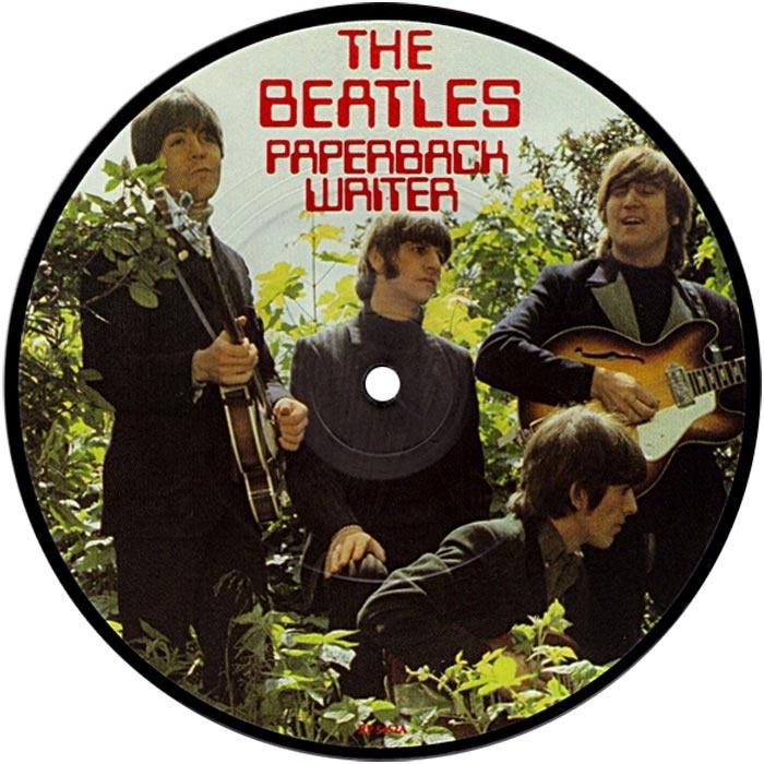 The Beatles Paperback Writer : 17 best images about beatle records on pinterest sleeve paperback writer and paul mccartney ~ Vivirlamusica.com Haus und Dekorationen