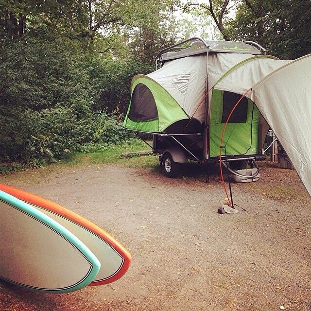 17 Best Images About Camping On Pinterest: 17 Best Images About SylvanSport GO Adventure Trailer On