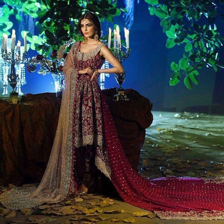 Pakistani vogue Ancient regal princess