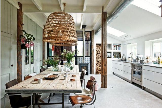 Witte Keuken Kastjes : ... keuken esther sebastian op Pinterest ...