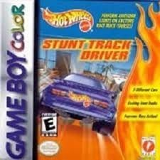 Hot Wheels Stunt Track Driver - Game Boy Game