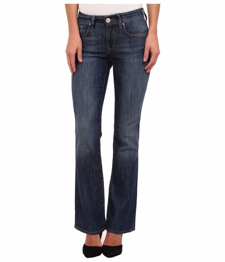 Mavi Jeans Molly Jean in Mid Kensington Blue Women's Mid Rise Jeans Size 31 #MaviJeans #BootCutFlareSkinnyFitMidRise