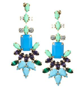 PL by Peter Lang Tiered Drop Earring