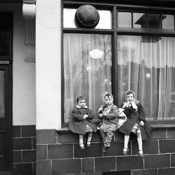 1950s childrenswear. Frederick Wilfred, London