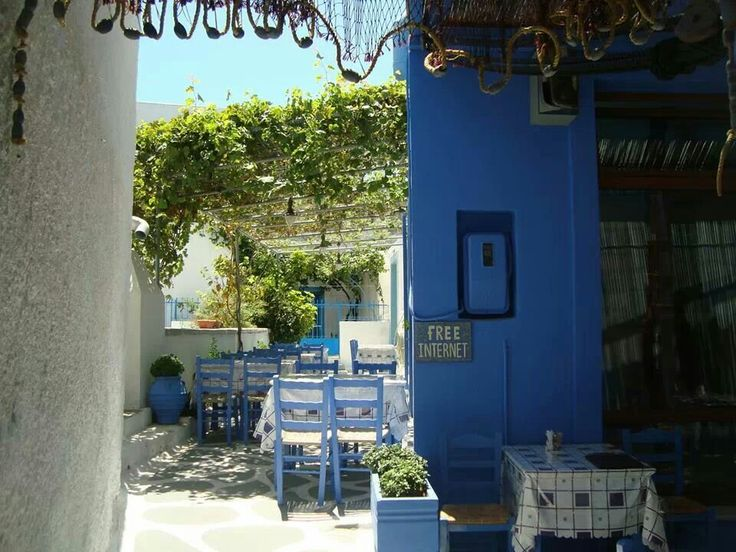 Greek Tavern...... Leros, Agia Marina!