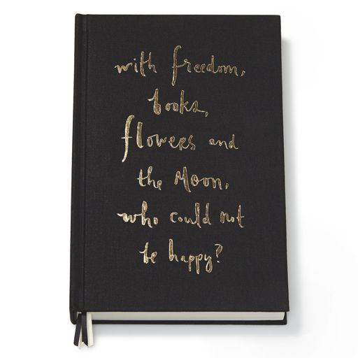 Kate Spade Who Could Not Be Happy? Journal