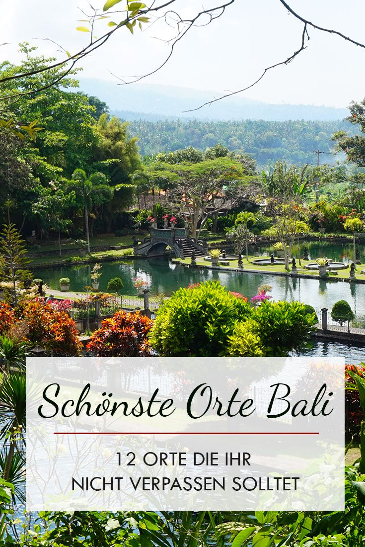 Für euch geht es bald auf die Insel Bali in Indonesien und ihr seid auf der Suche nach ein paar schönen Things to dos, Tipps und Sehenswürdigkeiten. Dann seid ihr bei diesem Beitrag richtig. Egal ob Honeymoon, Backpacking oder Urlaub, diese Orte sind für jedermann geeignet.