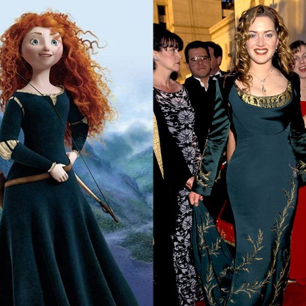 Kate Winslet could be the Disney princess from Brave