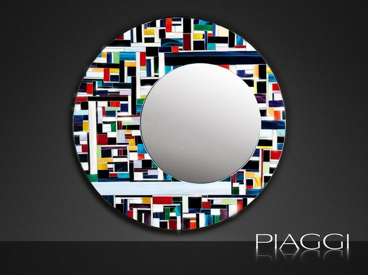 One of our exclusive mirrors - the Eclipse. Check out more @ http://piaggi.co.uk/store