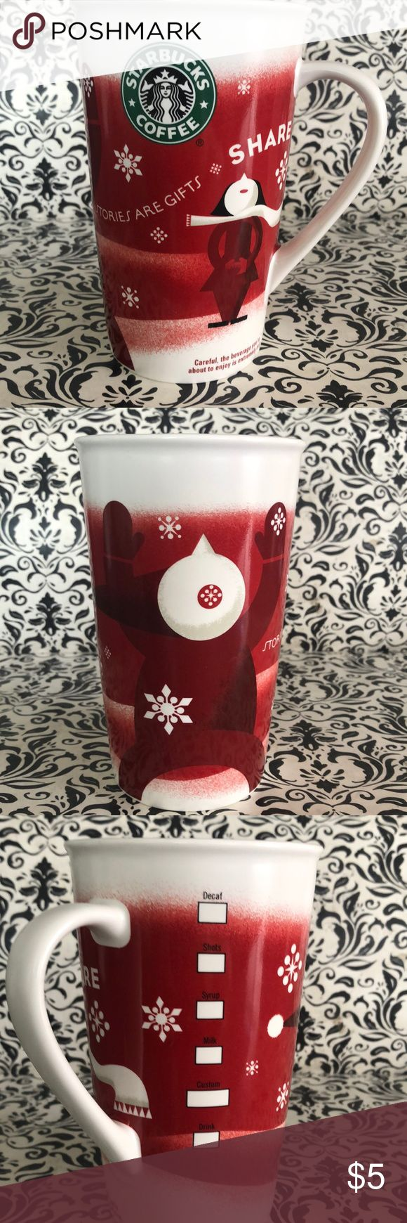 Starbucks Christmas cheer mug in 2020 (With images ...