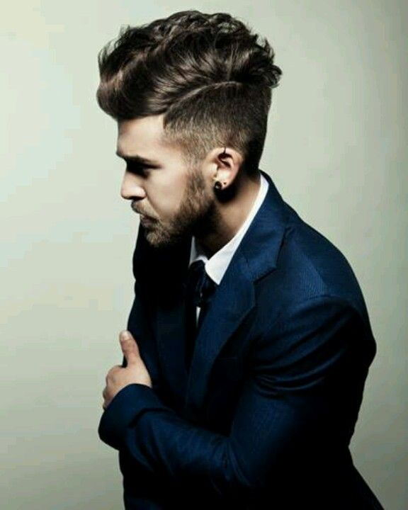 Superb Men Hair Fashion Trends 2015 2016 New Models Haircuts
