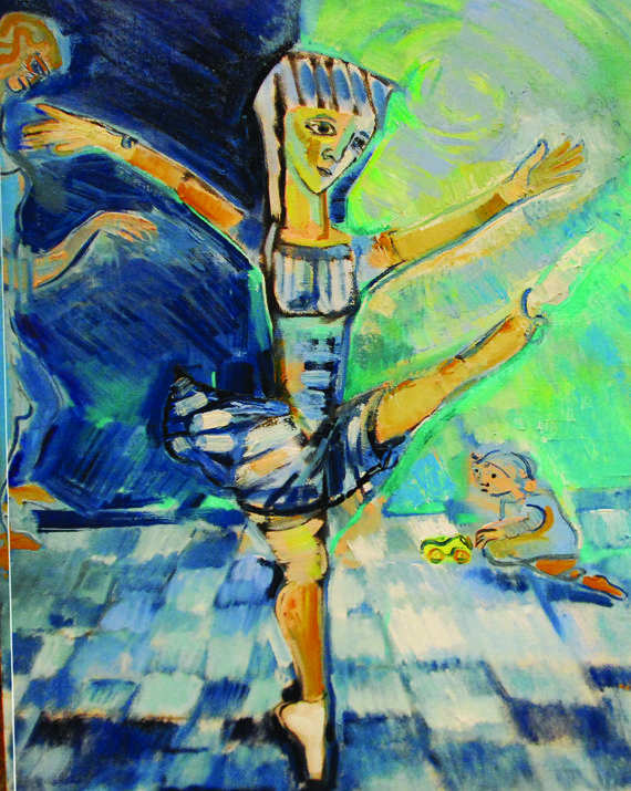 LIfe, dancing