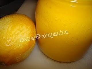 Lemon curd (bimby)