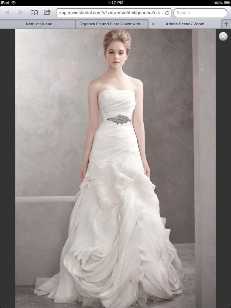 37 best Vera Wang Bridal images on Pinterest | Short wedding gowns ...