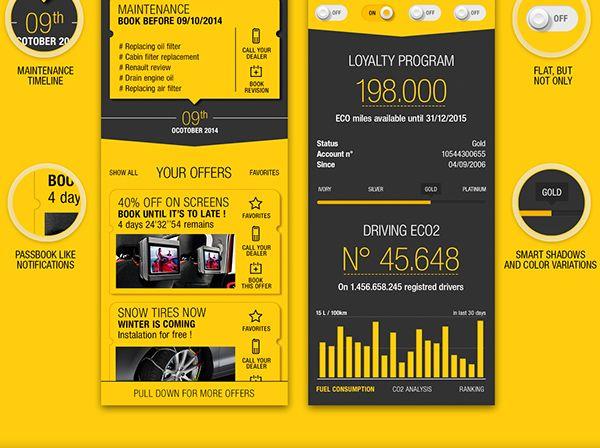 75 best automotive ux images on pinterest user interface design ui design and car ui. Black Bedroom Furniture Sets. Home Design Ideas