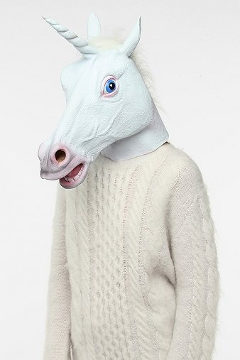 Latex Animal Mask