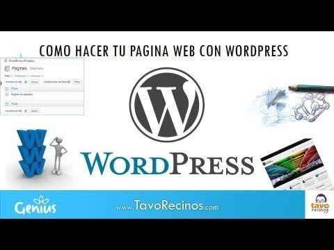 Como crear una pagina web | vimsh
