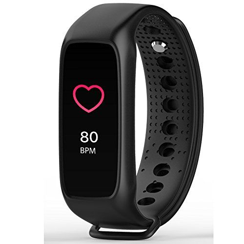 LEMFO L30T Wearable Waterproof Heart Rate Monitor Wirless Fitness Tracker Sport Wristband with Multi-Functions Activity Smart Bracelet Band Pedometer Watch for Andriod and iOS (Black) - http://physicalfitnessshop.com/shop/lemfo-l30t-wearable-waterproof-heart-rate-monitor-wirless-fitness-tracker-sport-wristband-with-multi-functions-activity-smart-bracelet-band-pedometer-watch-for-andriod-and-ios-black/ http://physicalfitnessshop.com/wp-content/uploads/2017/03/2c2f7612baf3.jpg