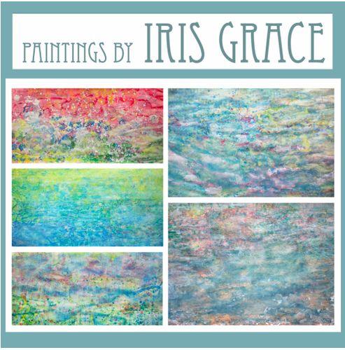 iris grace paintings   iris grace painting