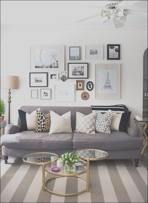 Living Room Decor Apartment, How To Decorate Apartment Living Room Walls