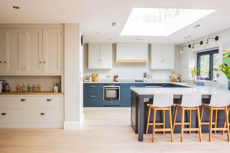 Küche mit Fenster gestalten 40 funktionale
