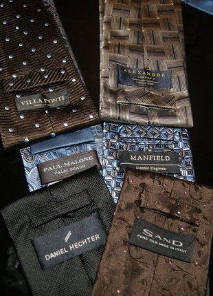 Kup mój przedmiot na #vintedpl http://www.vinted.pl/odziez-meska/krawaty/16153989-krawaty-meskie-cenione-marki-idealne