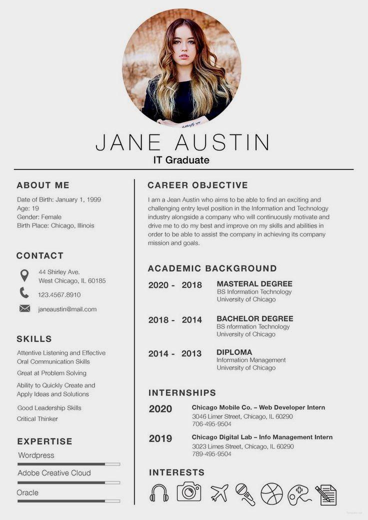 58 Top Resume Design Layout 2020 Desain Resume Desain Cv Cv Kreatif